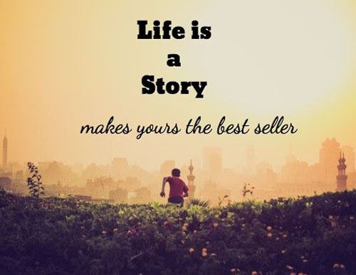 life-is-a-story